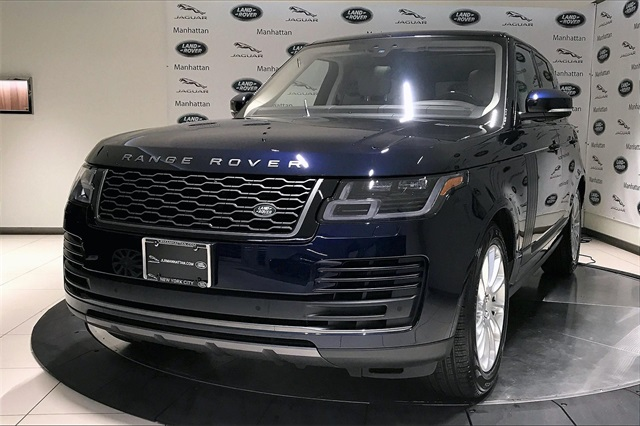 Pre-Owned 2020 Land Rover Range Rover Base