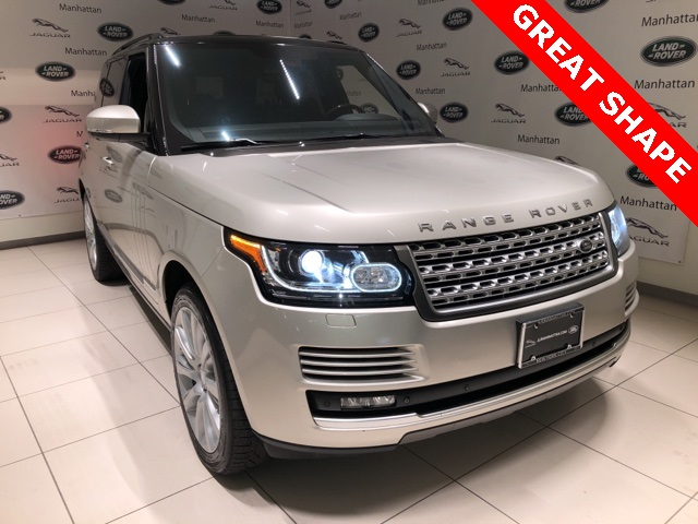 2013 Land Rover Range Rover Supercharged 4WD