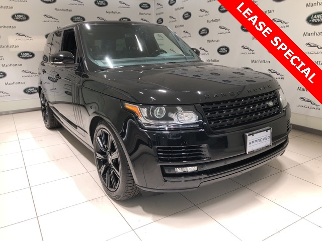 2015 Land Rover Range Rover 3.0L V6 Supercharged HSE 4WD