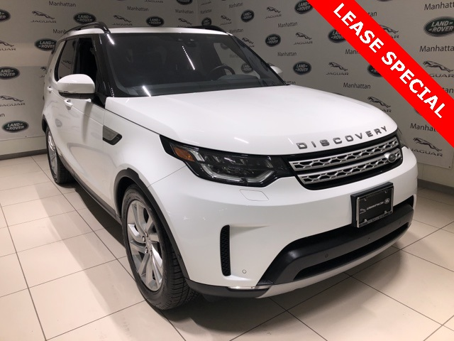 2017 Land Rover Discovery HSE 4WD