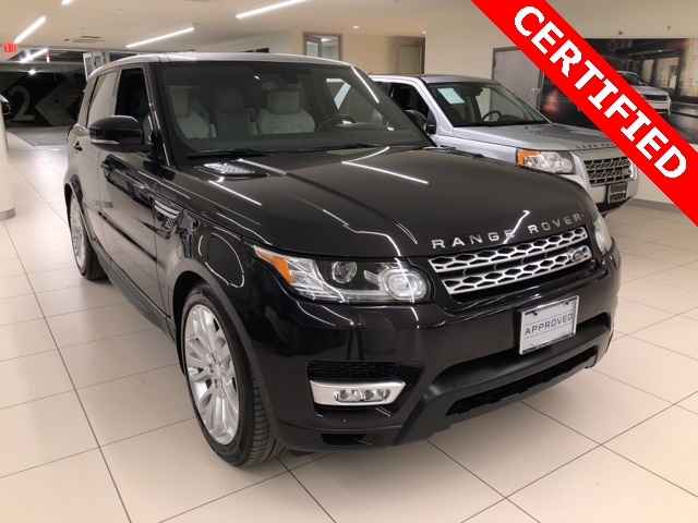 2014 Land Rover Range Rover Sport 3.0L V6 Supercharged HSE 4WD